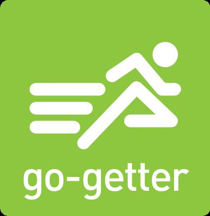 go-getter icon